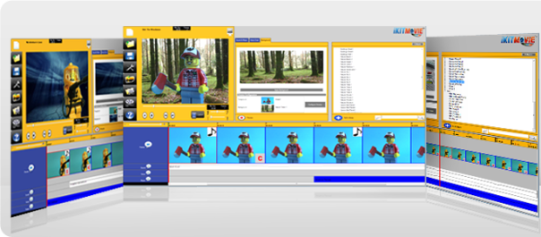 slide 3img - Free StopMotion Software