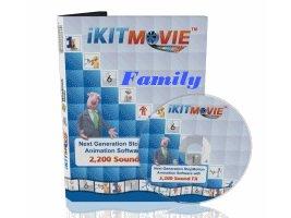 IKITMovie Full DVD Family - Family License
