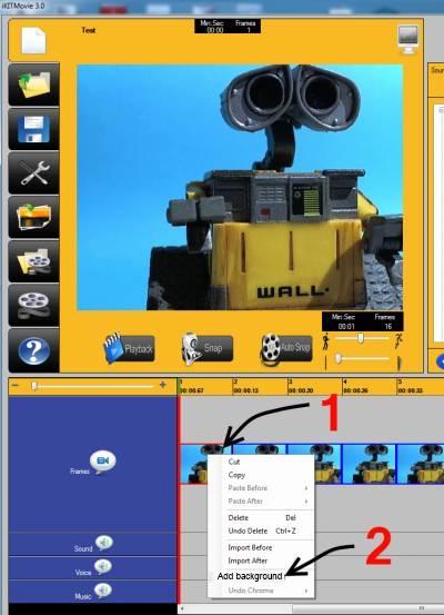 AddBack - Chroma Key Backgrounds