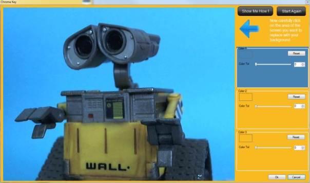 WallyB4 - Chroma Key Backgrounds