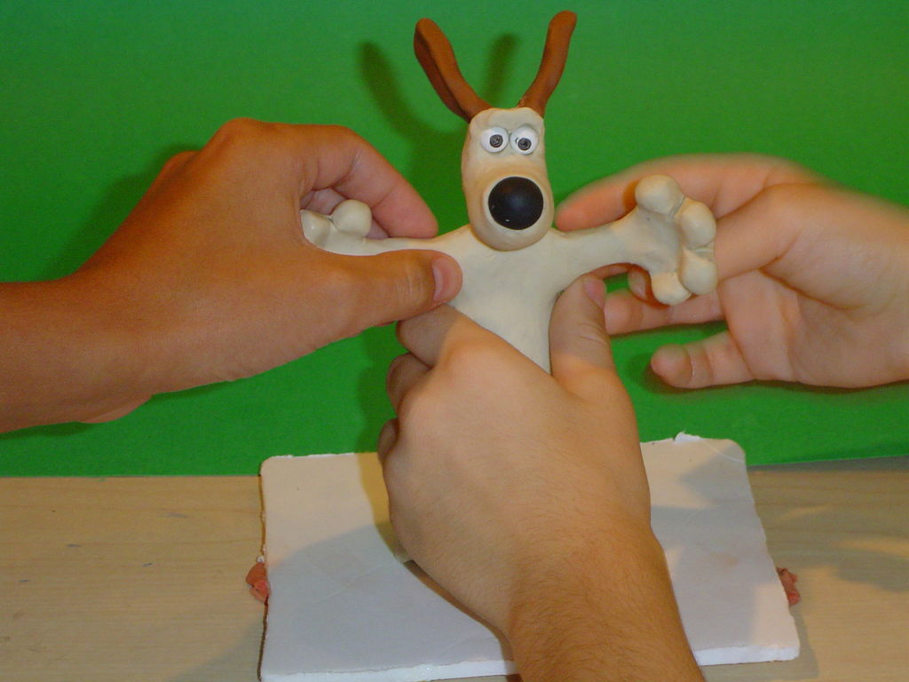Keep It Clean Handling clay for Stop Motion - How to make a simple Claymation Character