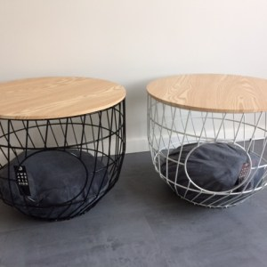 51DN Wire cat tables