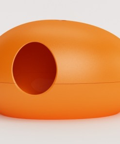 kattenbak Poopoopeedo oranje
