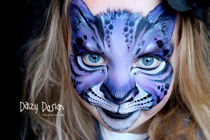 Christy Lewis Turns Her Kids Faces Into Fantasy Creatures