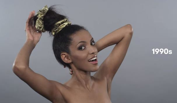 100 Years Of Beauty In 1 Minute Ethiopia