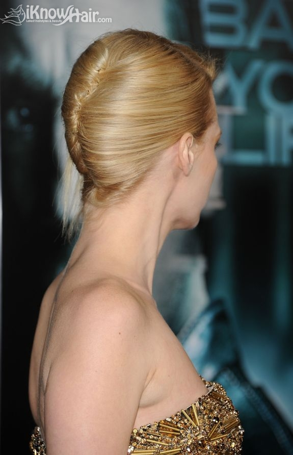 French Twist Hairstyles How To Do French Twist Hair