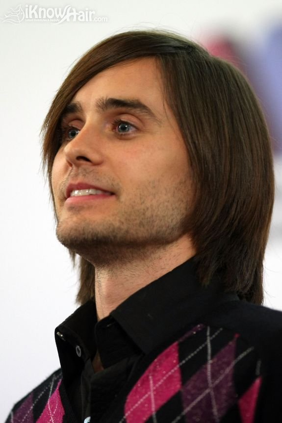 Jared Leto Hair Jared Leto Red Hair Jared Leto Blue