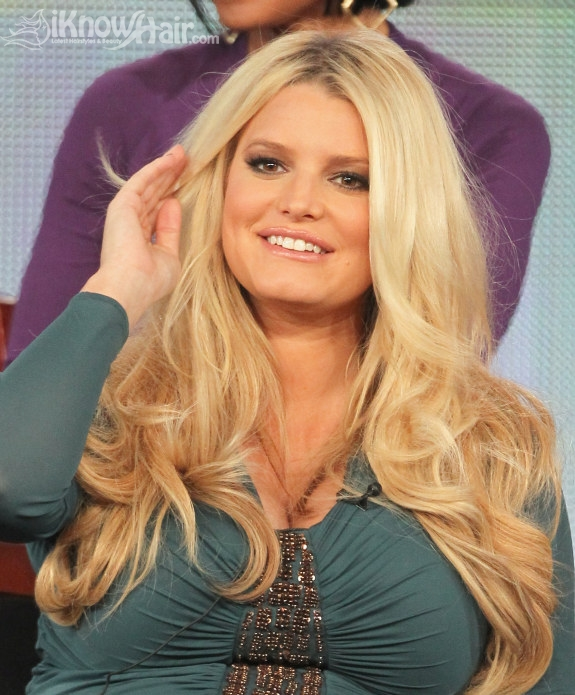 Jessica Simpson Hair Extensions Are They Worth It