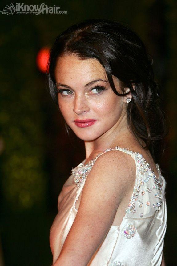 Lindsay Lohan Hair Lindsay Lohan Hairstyles Short Hair