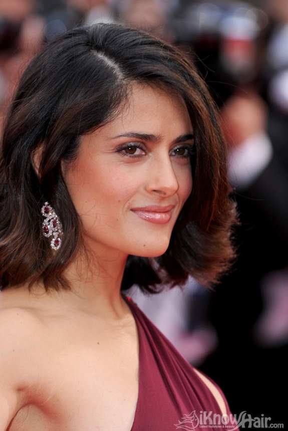 Medium Length Hairstyles Celebrity Hairstyles