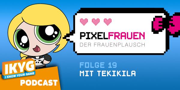 Pixelfrauen 19 Highlight