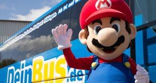 DeinBus.de Mario