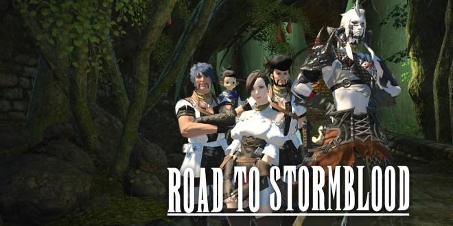 Road to Stormblood