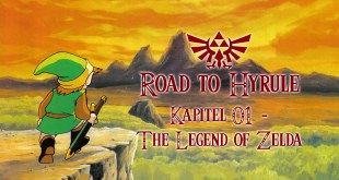Road to Hyrule