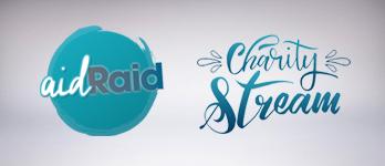 Aid Raid - Der Charity-Stream