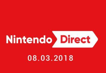 Nintendo Direct 08.03