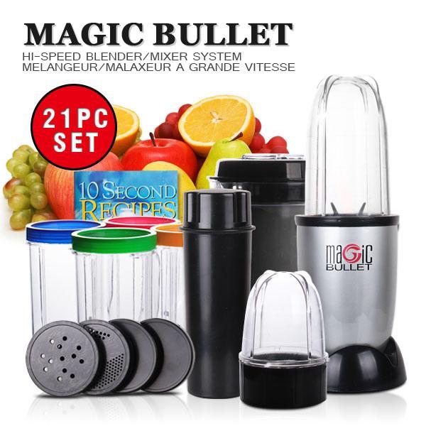 Ke Magic Bullet Blender 21 Pieces Including