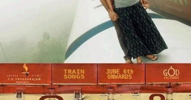 Thodari Audio Track List