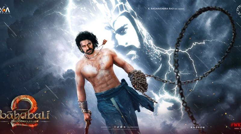 Baahubali 2 The Conclusion Fist Look