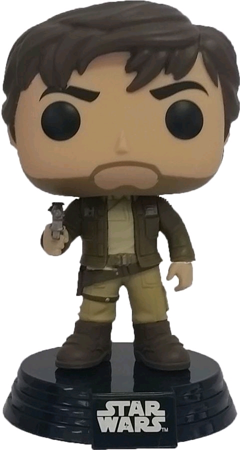 Image result for rogue one funko pop cassian andor target exclusive