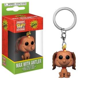 Dr Seuss – Max Pocket Pop! Keychain