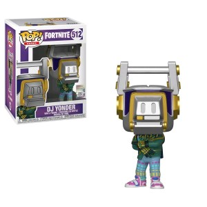 Fortnite – DJ Yonder Pop! Vinyl