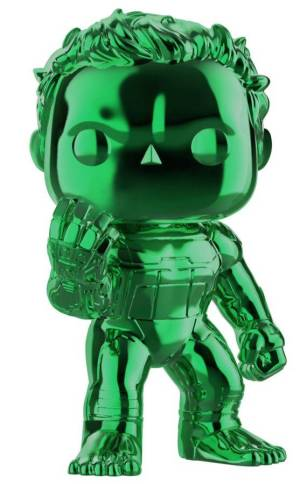 Avengers 4: Endgame – Hulk Green Chrome 6″ US Exclusive Pop! Vinyl [RS]