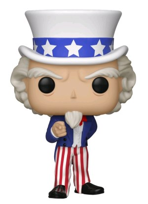Ameircan History – Uncle Sam US Exclusive Pop! Vinyl [RS]