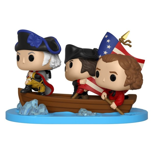 American History – George Washington Delaware Pop! Moment [RS]