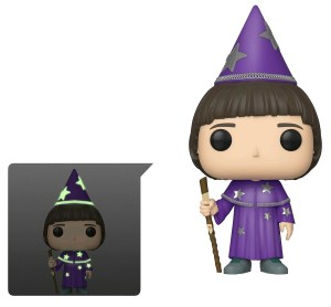 Stranger Things – Will the Wise Glow US Exclusive Pop! Vinyl [RS]