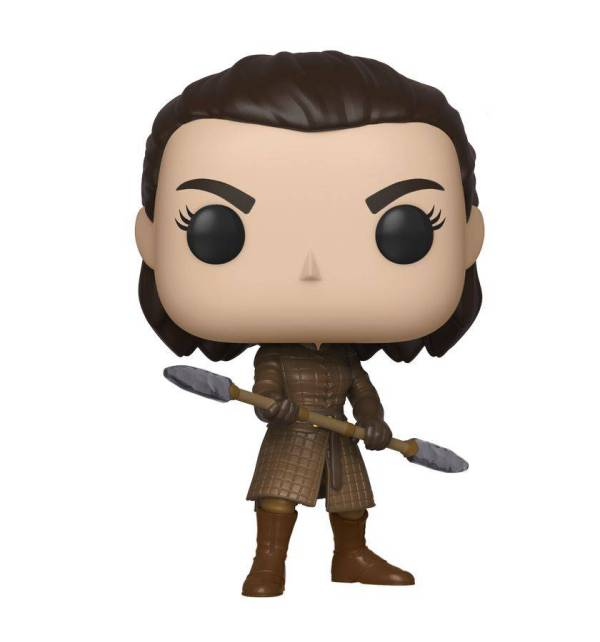 Game of Thrones – Arya with Two Headed Spear Pop! Vinyl