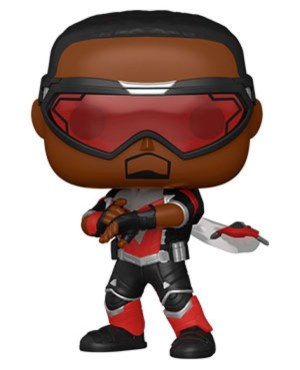 POP MARVEL FALCON WINTER SOLDIER Movie – FALCON VF