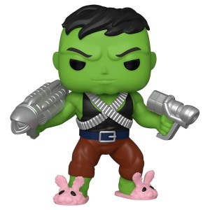 POP MARVEL AVENGERS ENDGAME HULK – PROFESSOR HULK 6″ VF