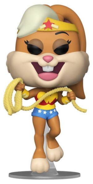 POP DC LOONEY TUNES – LOLA (as WONDER WOMAN) VF