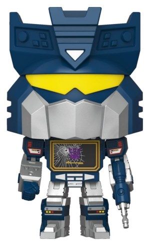 POP RETRO TOYS TRANSFORMERS – SOUNDWAVE (Shattered Screen) VF