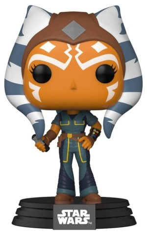 POP STAR WARS CLONE WARS – AHSOKA (Pose) VF