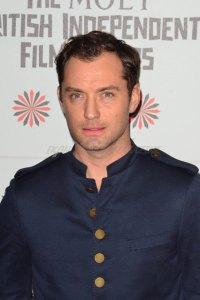 Jude Law at Moet Independent Film Awards © Joe Alvarez
