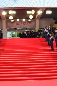 Red Carpet Palais du Film Stairs Cannes Film Festival 2013 © Joe Alvarez