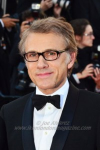 Christoph Waltz at Cannes Film Festival 2013 © Joe Alvarez