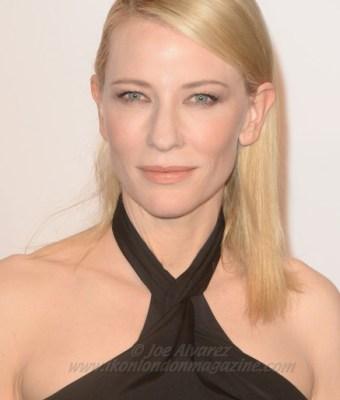 Cate Blanchett at the London premiere of Blue Jasmine © Joe Alvarez