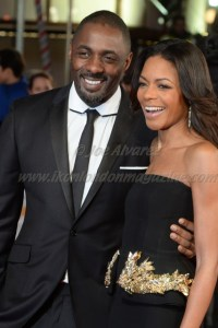 Idris Elba & Naomie Harris Mandela: Long Walk to Freedom Film Premiere © Joe Alvarez