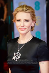 Cate Blanchett at EE British Academy Film Awards BAFTA 2014 © Joe Alvarez