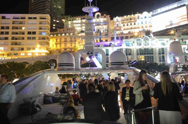 Misahara Jewellery Aboard My Yacht Monaco party © Joe Alvarez