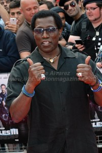 Wesley Snipes at the World Premiere of The Expendables 3 © Joe Alvarez