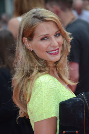 Olivia Newman Young at the World Premiere of The Expendables 3 © Joe Alvarez
