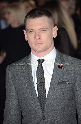 Jack O'Connell arriving at the Unbroken London Premiere © Joe Alvarez