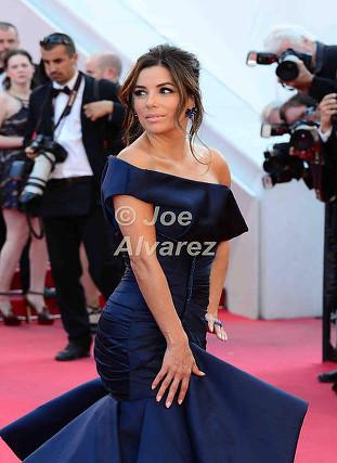 Eva Longoria 68th Cannes Film Festival © Joe Alvarez