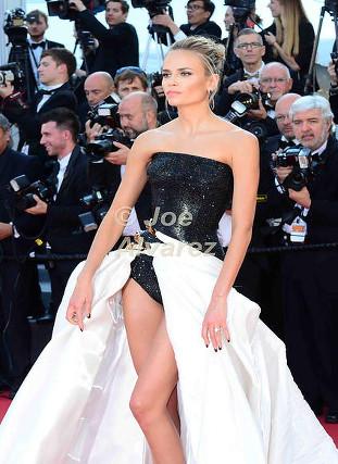 Natasha Poly 68th Cannes Film Festival © Joe Alvarez