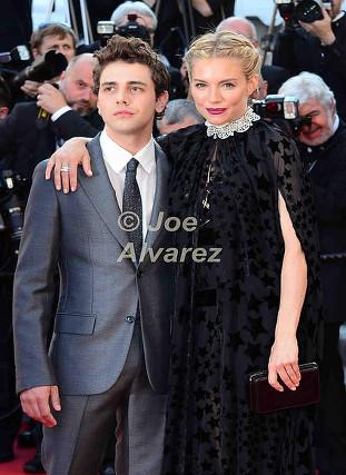 Sienna Miller 68th Cannes Film Festival © Joe Alvarez