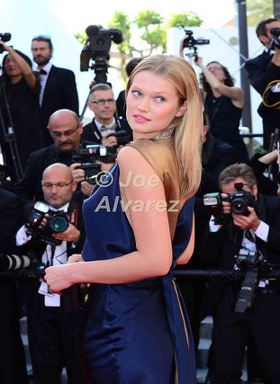 Toni Garn 68th Cannes Film Festival © Joe Alvarez